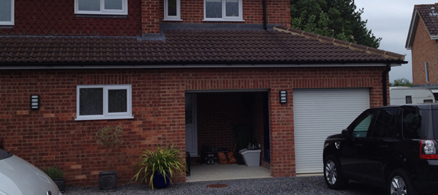 Double Story Extension - Tadley