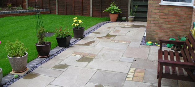 Patio & Landscaping - Tadley